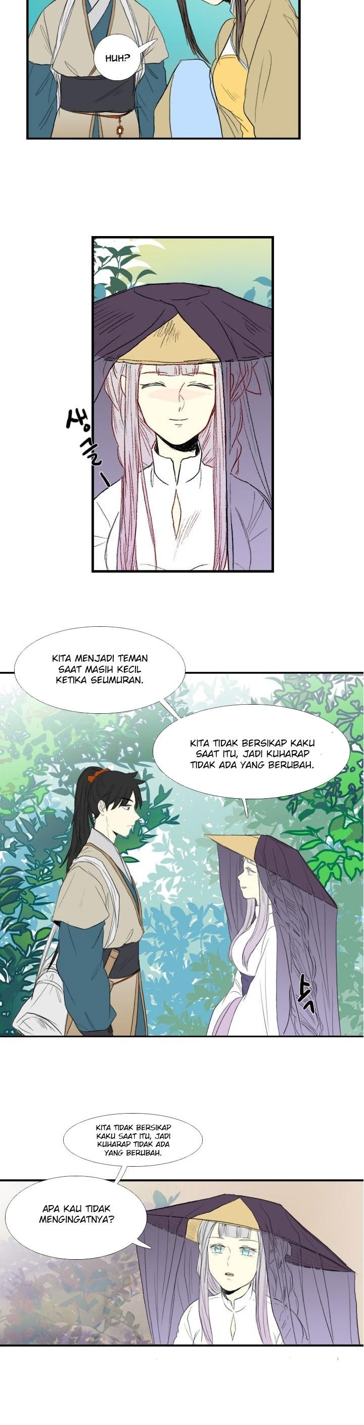 The Scholar's Reincarnation Chapter 37