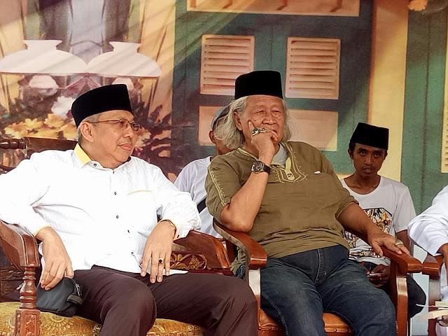 """Mahfudz """"Lebaran Betawi harus terus di laksanakan """""""