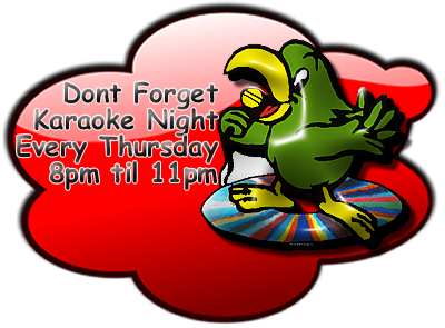 Thursday Night Is Bandidos Karaoke Night!