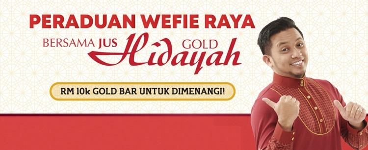 peraduan_wefie_raya_bersama_jus_hidayah_gold