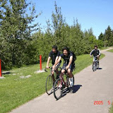Cycling, May 28, 2005