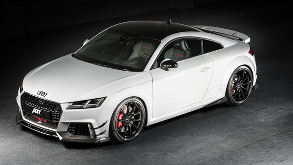 Audi tt-rs abt