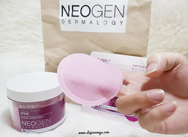 Neogen Bio-Peel Gauze Peeling Wine