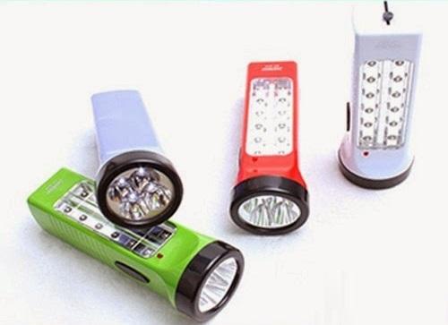 Tụ kẹo được sử dụng trong đèn led cầm tay