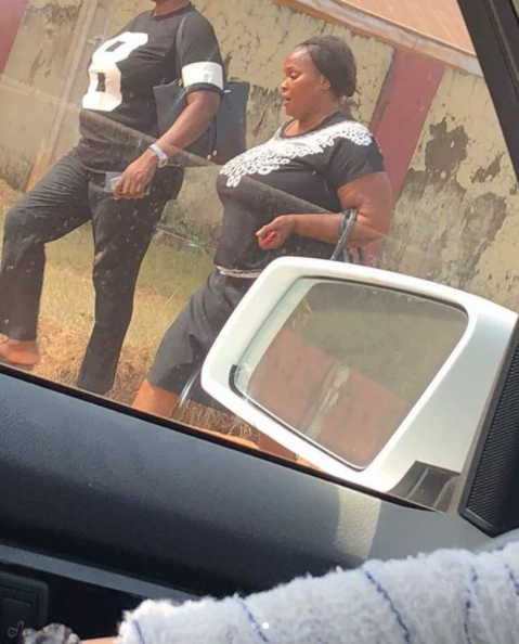 Update: Pregnant Woman Brutalized By Delta State Police Loses The Pregnancy