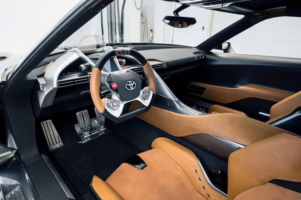 Toyota FT1 Concept New Supra Pebble Beach Monterey016