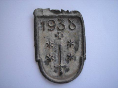 Naam: StadswapenPlaats: HaarlemJaartal: 1938Boek: Steijn blz 40