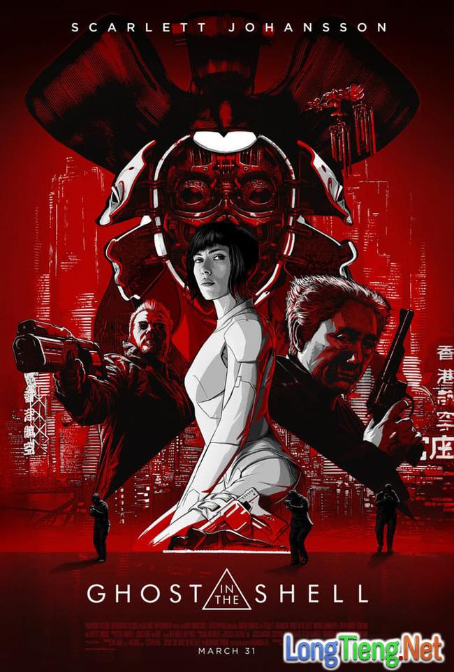 Ghost in The Shell - Kiệt tác về mặt hình ảnh - Ảnh 1.