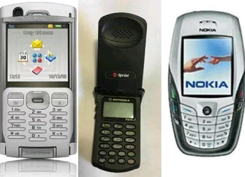 Apart from Nokia 3310, here are 7 other classic phones that needs a 2017 revival