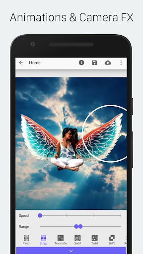Screenshot for StoryZ Photo Motion & Video Maker in Hong Kong Play Store