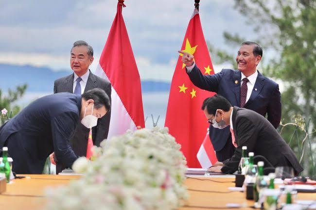 Luhut Bicara Strategi RI Dekati Cina: Apa Saja yang Kita Minta, Dia Mau