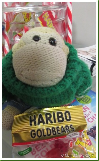 How to choose a new hairdresser. Haribo Goldbears