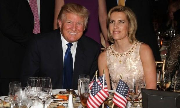 Laura Ingraham: Trump is speaking for U.S. citizens the GOP elite has failed Donald%252520trump-laura%252520ingraham-620x371