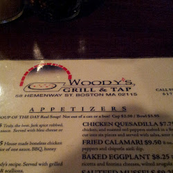 Woody's Grill & Tap's profile photo