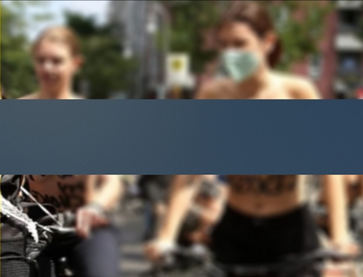 ಬರ್ಲಿನ್ ನಲ್ಲಿ ಟಾಪ್ ಕಳಚಿದ ಮಹಿಳೆಯರು, ಹೆಂಗಸರ ಒಳ ಉಡುಪು ಧರಿಸಿದ ಗಂಡಸರು..! ಕಾರಣ ಏನು ಗೊತ್ತಾ?