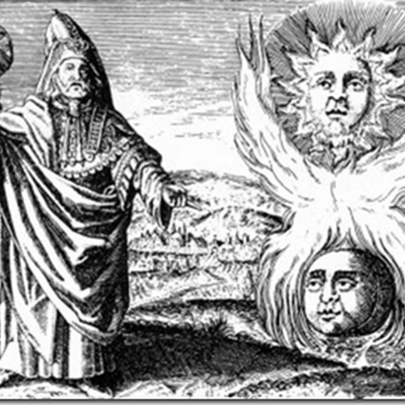 Dos Oraciones Alquimistas, de Karl von Eckartshausen (1752-1803)