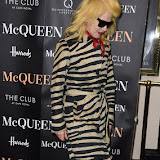 OIC - ENTSIMAGES.COM - Pam Hogg attends  McQueen - press night at Theatre Royal Haymarket on the 27th August 2015. Photo Mobis Photos/OIC 0203 174 1069