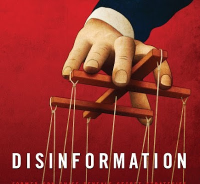 Disinformation: interview recounts Soviet & Russian campaign against US, Israel, and Catholic Church