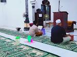 Berburu Lailatul Qadar, Pengurus Masjid Infaqul Mu'minin Desa Siabu Ajak Ramaikan Masjid Dengan I'tikaf