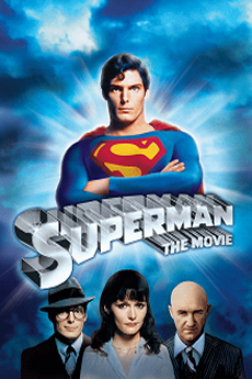 Capa Superman: O Filme Torrent