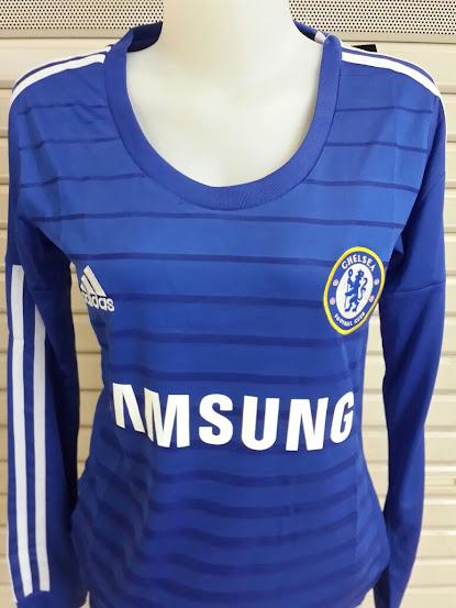 Jual Jersey Ladies Chelsea Home Lengan Panjang 2014-2015