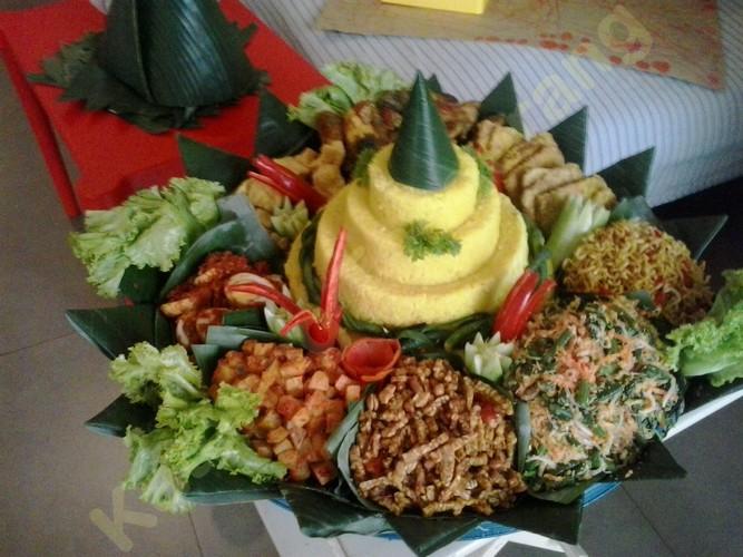 Nasi Tumpeng Bintaro