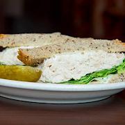 Tuna on Rye (Full Sandwich)