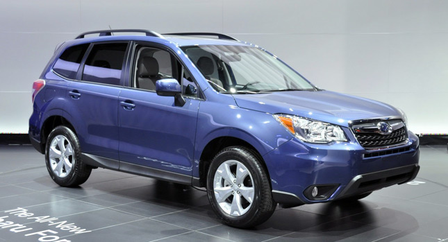 new 2014 subaru forester priced from 21 995 turbo starts at 27 995. Black Bedroom Furniture Sets. Home Design Ideas