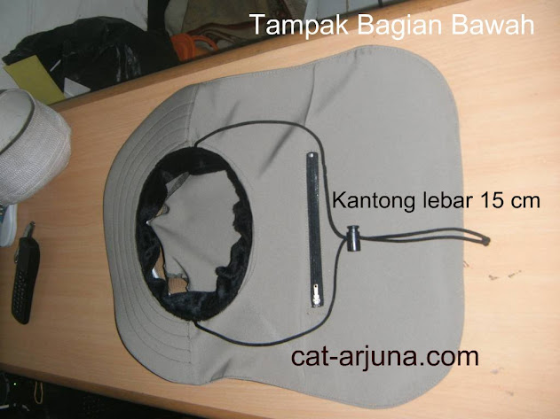 TOPI JEPANG BY CAT ARJUNA