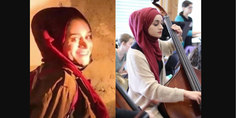 Maryam Afifi Dan Pesan Dari Syaikh Jarrah