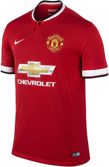áo bóng đá đội tuyển MU
