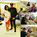 Notorious Giver Goes on Romantic Getaway with the Wifey
