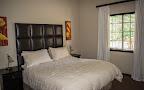Semi-Luxury Cottage - Bedroom