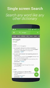 onTouch English Dictionary - Premium 3.4 (Paid)