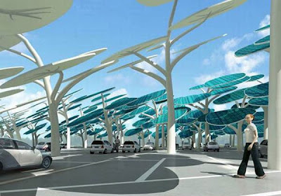Solar Tree Design