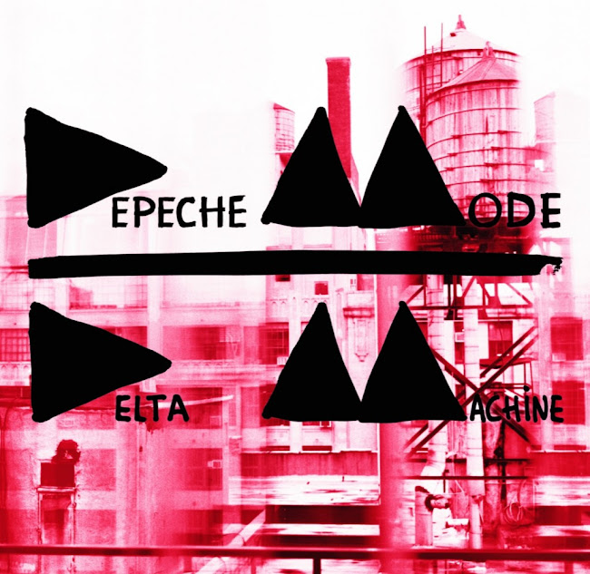 Depeche Mode - Delta Machine Album Art