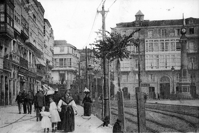 1908. Zona Obelisco.
