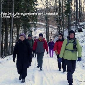Winterwanderung 5.2.2012