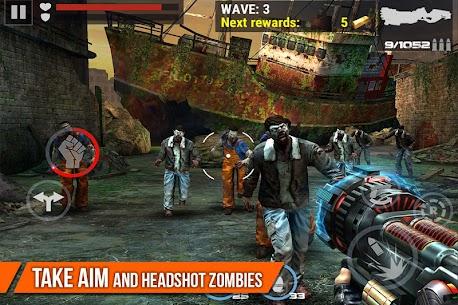 DEAD TARGET: Zombie Shooting MOD (Unlimited Gold/Cash) 4