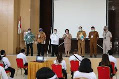 Wabub Karo Buka Seleksi Kompetensi Bidang di Kantor Regional VI Medan