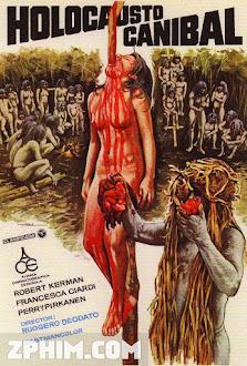Bộ Tộc ăn Thịt Người - Cannibal Holocaust (1980) Poster