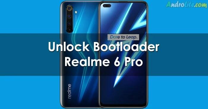 Cara UBL Realme 6 Pro