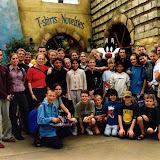 Uitstap naar Sixflags 2002