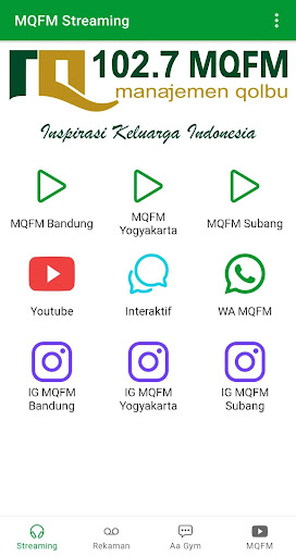 MQFM (Manajemen Qalbu FM) ss1