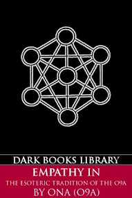 Cover of Order of Nine Angles's Book Empathy in the Esoteric Tradition of the O9A