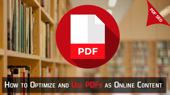 optimize PDF documents as online content