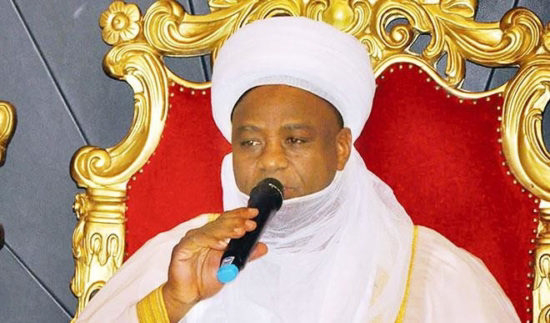 We cant force Nigerians to take COVID19 vaccine – Sultan tells FG