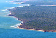 North coast of Arnhem land, about 15km south of North Goulbourn island, where the goats are!