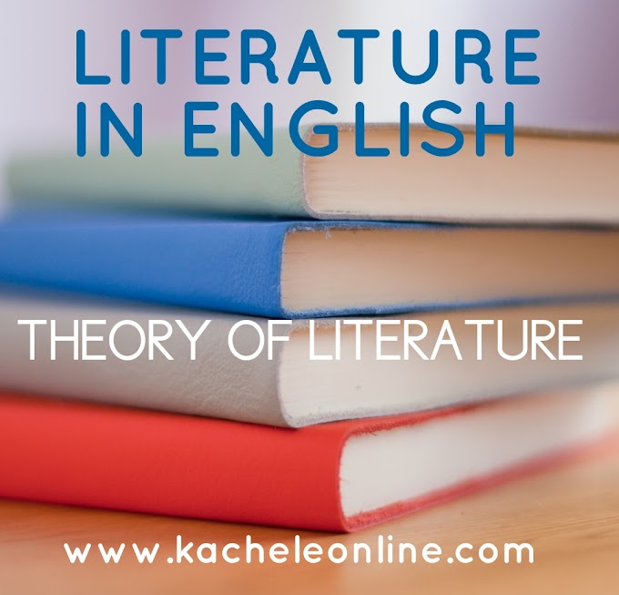 Forms of Oral Literature