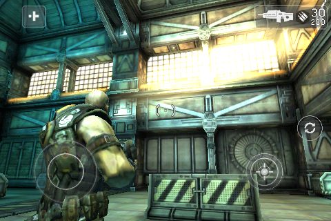IMG_0568 REVIEW: ShadowGun (Android OS e iOS)